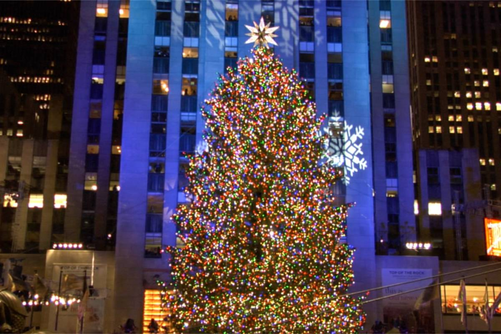 Make the most of the holidays in NYC!