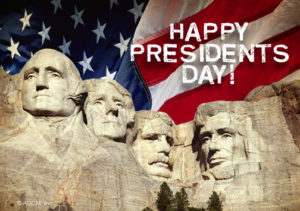 A brief history of the Presidents' Day holiday