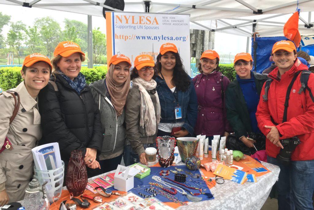 NYLESA participated in UN International Bazaar 2017