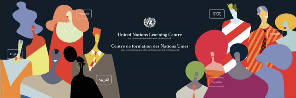 Register for language courses at UNHQ