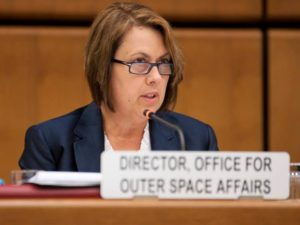 HOW SPACE IMPACTS OUR LIFE? A TALK WITH UNOOSA DIRECTOR