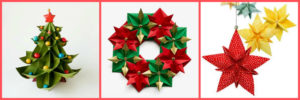Learn how to create amazing handmade gifts with NYLESA Holiday Origami workshop