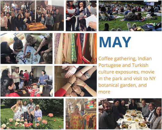 Highlights of May Events